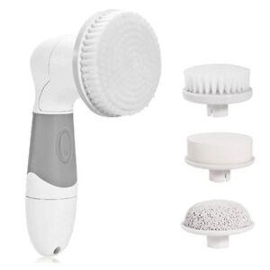 Face & Body Skin Cleansing Brush. Deep Cleansing, Exfoliating Microdermabrasion
