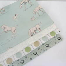 Moda Fat Quarter Animals & Insects Craft Fabrics