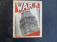 1941 THE WAR ILLUSTRATED VOL. 4 #91 LONDON BOMBINGS, ATLANTIC BATTLE