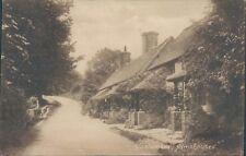 UK Surrey Haslemere Almshouses 1910s PC