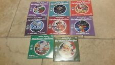 Daily Mail promo Christmas Collection DVD x 8