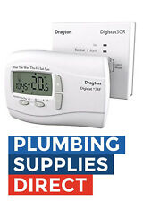 Drayton Digistat +3RF RF701 Wireless Programmable Thermostat - 1st Class