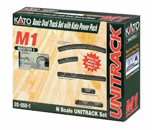 Kato 20-8501 N Unitrack M1 Set