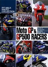 [BOOK] Moto GP GP500 RACERS Suzuki GSV-R Yamaha YZR-M1 Honda NSR RC211V Japan