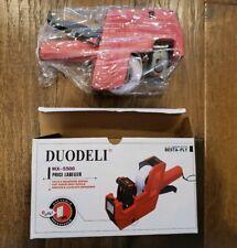 Duodeli MX-5500 Price Labeller New