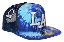 Premium Batik TRUCKER CAP [Los Angeles High Life] ha cappuccio Stoner Weed Kush POT
