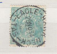 Australia KGV 1932 1s 4d SG131 Superb Eagle Hawk Neck CDS JK623