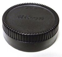 Nikon LF-1 rear lens cap Genuine  F ED AF-S made Japan   Free Shipping Worldwide