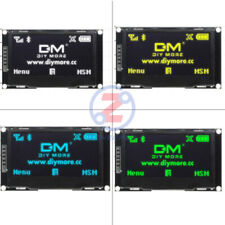 2.42 Inch OLED Display Module SPI Serial Port Arduino 12864 LCD Screen 4 Colors