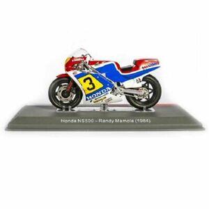Honda NS500 Randy Mamola 1984 1:18 Salvat Bike Motorcycle GP