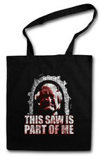 BUZZSAW SHOPPER SHOPPING BAG Running Chainsaw Man This Saw is part of me Movie