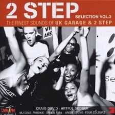 2 Step 2-The finest Sounds of UK Garage & 2 Step (2000) Dennis Taylor, .. [2 CD]