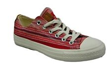 e0591cb02cafe2 CONVERSE CHUCK TAYLOR Size 10 Men s  12 Womens Low Red ALL STAR Shoes NEW