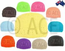 Unbranded Cotton Blend Baby Hats