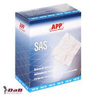 APP SAS Staubbindetuch 250502 Antistatiktuch Honigtuch