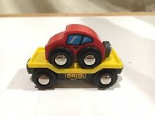 Brio Transport Car Compatible with Thomas and Friends Wooden Railway