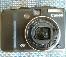 Cannon G9 Power Shot Camera and Accessories