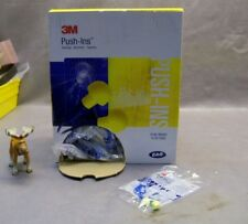 3M Push In Earplugs part 1006858 W/ Cord lot of aprox. 200 (see description)