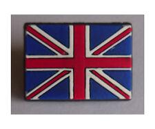 Union Jack British flag pin badge