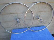 Campagnolo High Flange Mavic SUP Tubular Wheelset 700C Vintage Wheels Road Bike