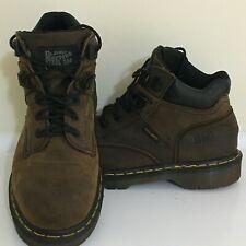 Dr Marten's Boots Men's Size 7 Brown DM's Air Wair Industrial Steel Toe 0072.