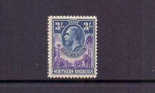 NORTHERN RHODESIA 1929 GV 3/- VIOLET & BLUE SG13 LMM CAT £48