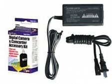 AC ADAPTER + Kit for JVC GRD790 GRD790US GRD796U GR-D850 LY21103-012B GZ-MG40