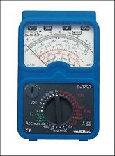 MX 1 Analogmultimeter, analogue multimeter, multimètre analogique