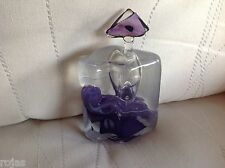 Pavel Molnar Studio Atelier  Glass Scent Bottle Paperweight