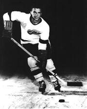 Detroit Red Wings Ted Lindsay Vintage 8x10 Photo Nhl Hockey Print Portrait
