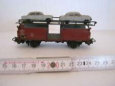Märklin HO 4613 Autotransportwagen 315/4 Ford BtrNr 969160 DB (RG/BF/27S2L10)-12