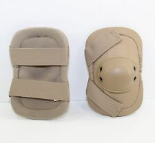 GALLS GEAR MILITARY TACTICAL COMBAT ASSAULT  ELBOW  PADS  DESERT TAN NEW