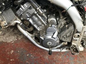 Honda Crf250l Engine