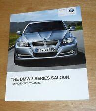 BMW SERIE 3 OPUSCOLO 2009 318i 320i 325i 335i 318d 320d 325d 330d 335d M Sport