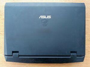 "Asus G73J -G73JH 17.3"" Laptop Core i7-4700HQ, 2gb for parts, repair"