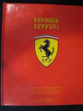 VIP Book: Formule Ferrari, Umberto Zapelloni (Nederlands) (F1BC)