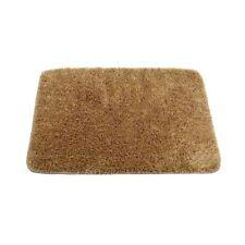 Tapis de bain beige pour salle de bain