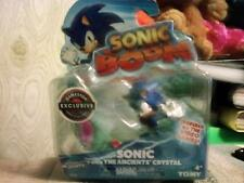 Sonic the Hedgehog Sonic Boom GameStop Exclusive Figure with The Ancient Crystal