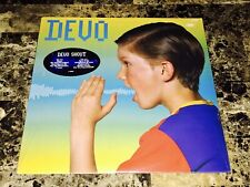 Devo Rare Sealed Vinyl LP Record Shout 1984 New Wave Alternative Post Punk New