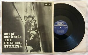 ROLLING STONES - OUT OF OUR HEADS - ANNO 1965 - Stampa italiana SKLI 4733 - EX+