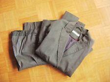 @ SAVANNAH @ great Jumpsuit dark blue white Pinstripe Gr. 42 Size XL