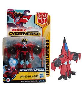 Transformers Cyberverse Warrior Class Windblade Action Figure