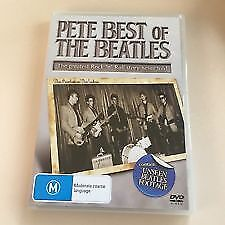 Pete Best of the Beatles (DVD) Region 4 Very good Condition