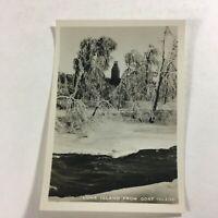 """VINTAGE 1940s Mini Photographs Souvenir Pictures 3.5X2"""" Niagara FallsGoat Isl."""