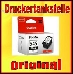 Original Canon PG-545 XL Pixma IP 2800 2850 MG 2440 2450 2455 2550 2555 2940