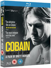 Kurt Cobain: Montage of Heck [Blu-ray]