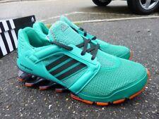 Adidas Springblade E-Force -Gr 44 UK 9,5 Lauf Schuhe Running türkis AF6804 NEU