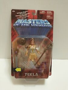 Masters of the Universe HE-MAN / MOTU - Teela Action Figure (Mattel, 2002) 200x