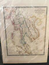 [1847] Map of the Burman Empire