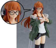 figma 434 Persona 5 Futaba Sakura figure w/Good Smile bonus Max Factory